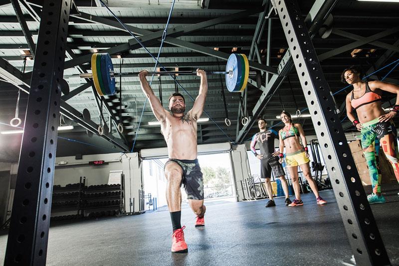 クロスフィットのエクササイズ・トレーニング内容とは?