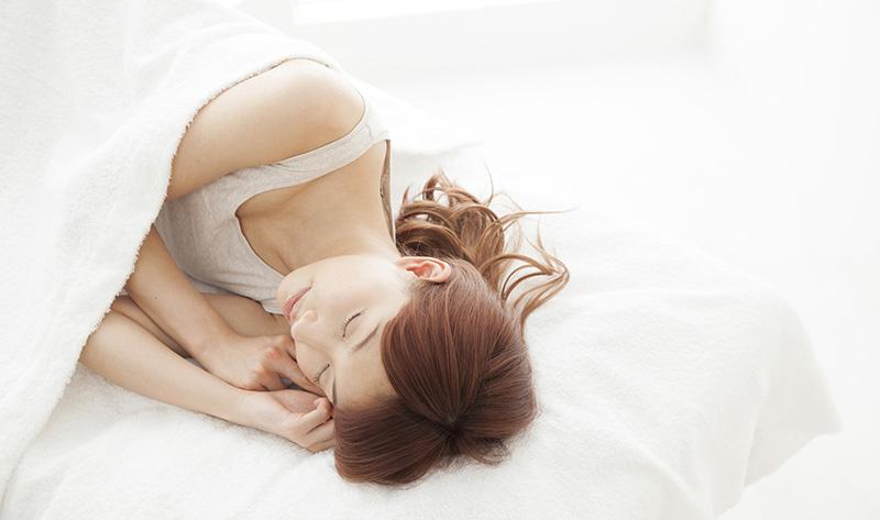 対策の基本は「気」を補う食事と睡眠