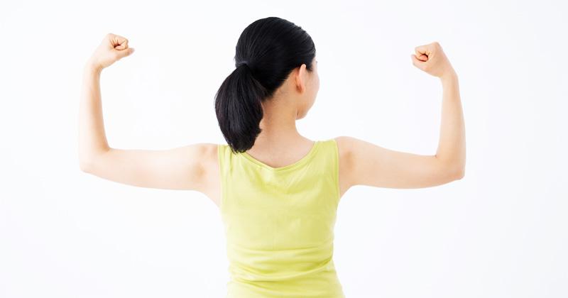 経絡リンパマッサージの心構え、筋肉への刺激を意識する