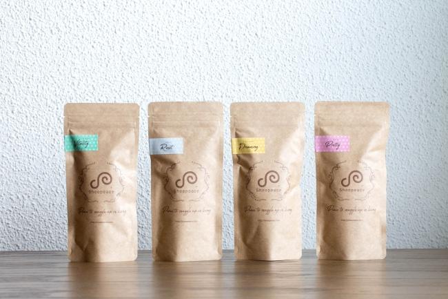 オリジナル健康ブレンド茶「Sheepeace Tea」